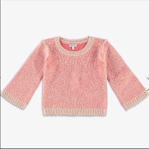 Splendid Flare Sleeve Sweater 6X